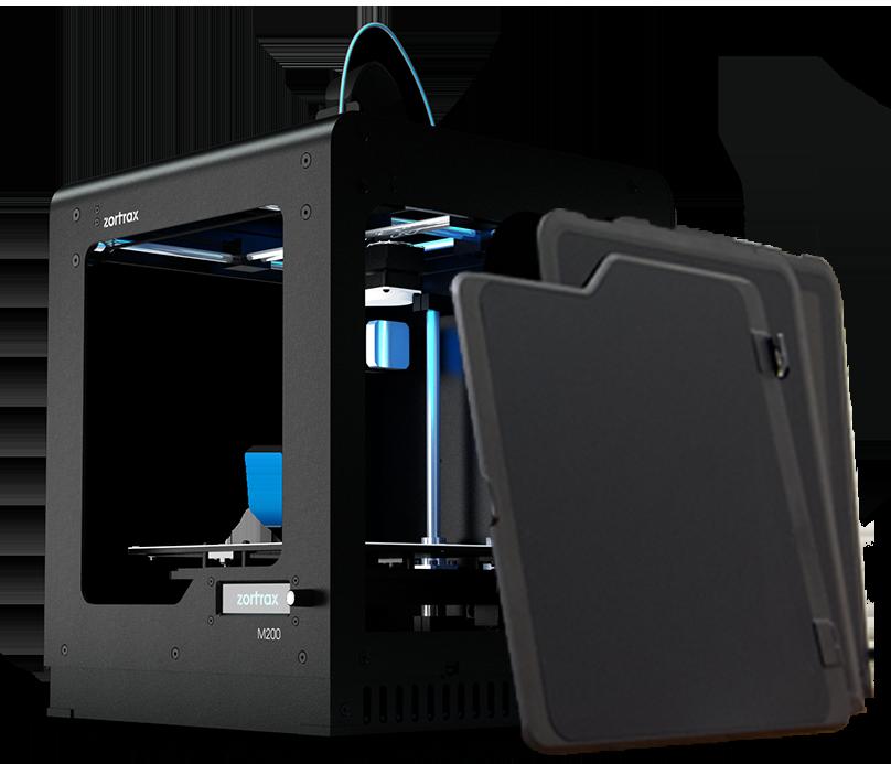 zortrax m200 imprimante 3d zortrax achat machines 3d. Black Bedroom Furniture Sets. Home Design Ideas