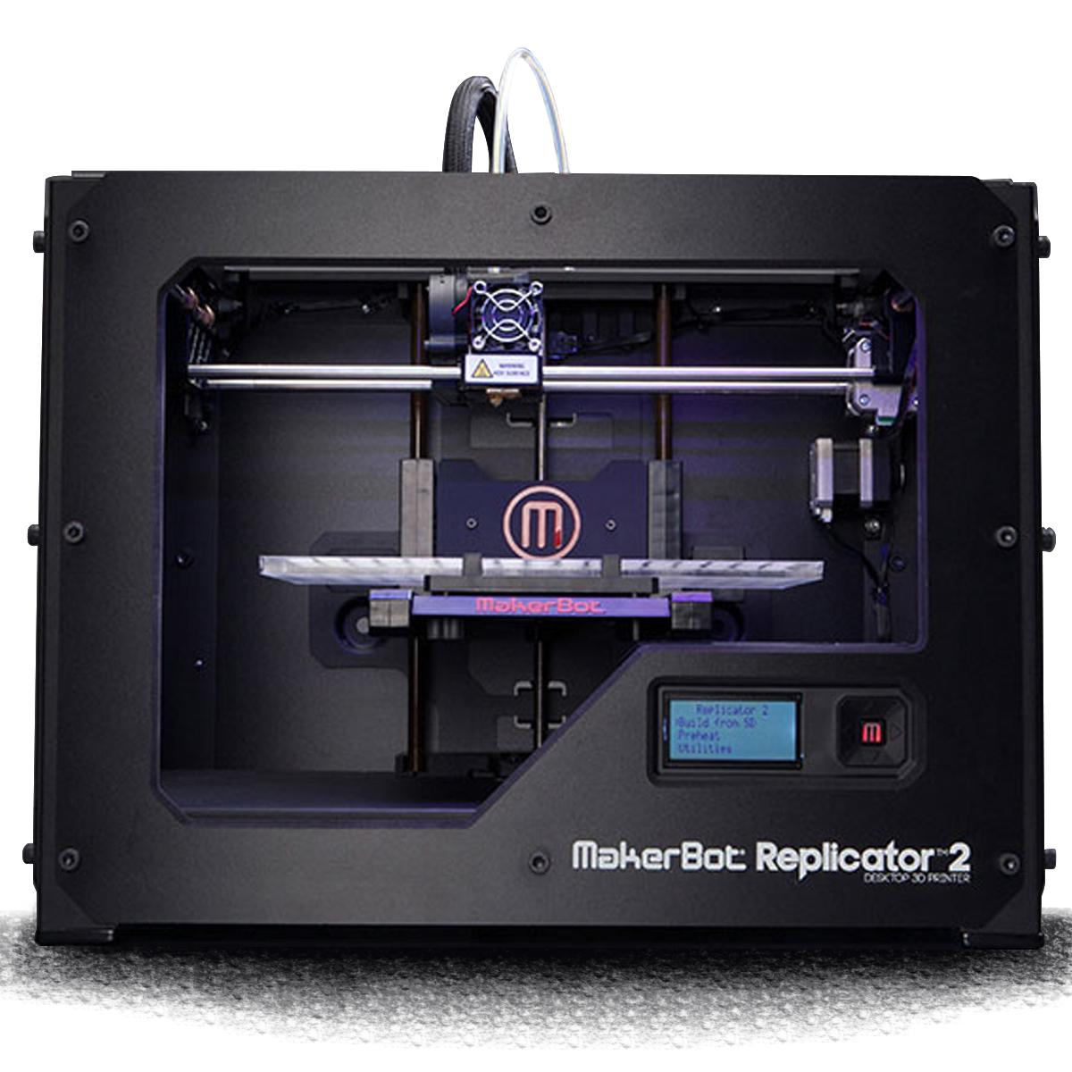 replicator 2 pack acheter makerbot replicator 2 imprimante 3d machines 3d. Black Bedroom Furniture Sets. Home Design Ideas
