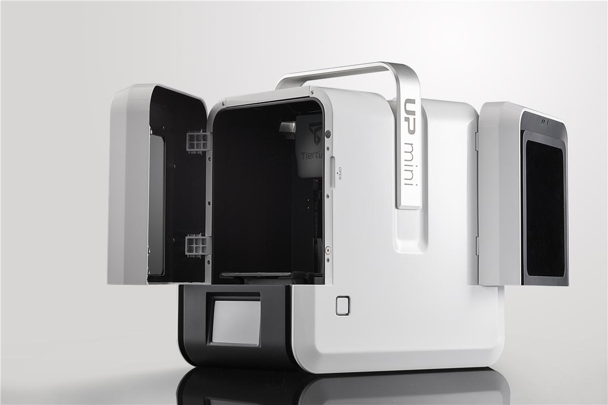 imprimante 3d upmini2 tiertime pp3dp t upmini2 imprimante 3d scanner 3d impression 3d scan. Black Bedroom Furniture Sets. Home Design Ideas