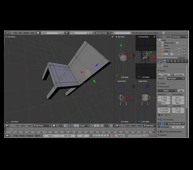 Formation mod lisation 3d blender formation blender for Modelisation 3d gratuit
