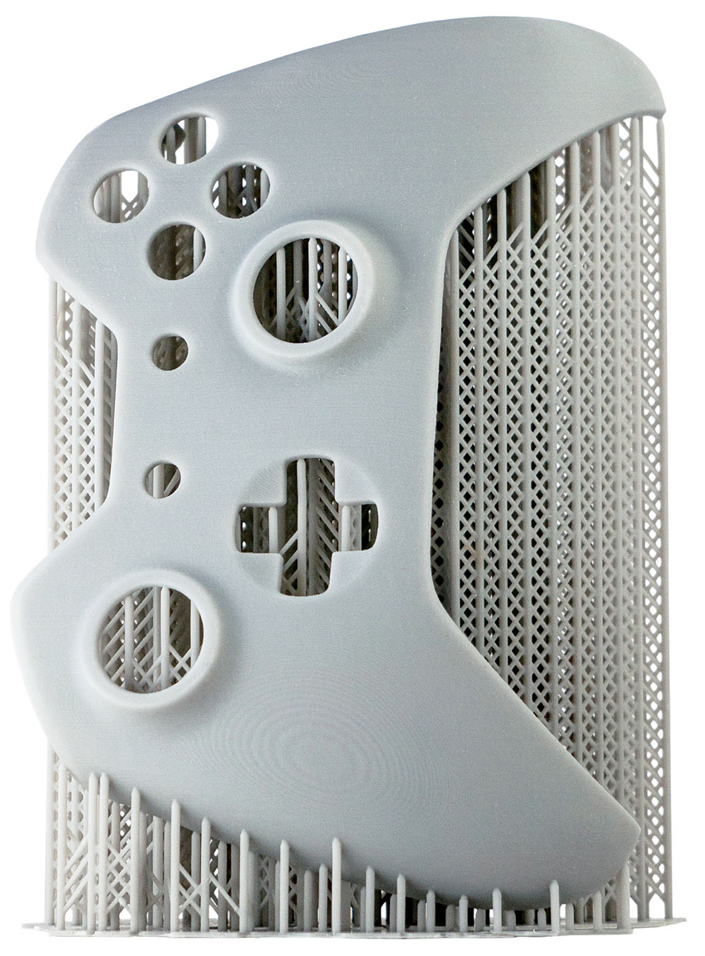 MoonRay_engineering_3dprinting_xbox_shell