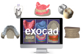 EXOCAD CAD / CAM (Chairside)